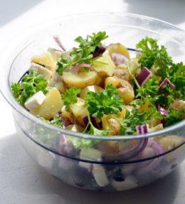 Ensalada fría de patata